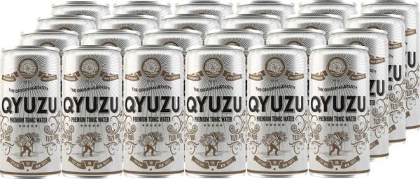 Qyuzu Tonic Water 24er