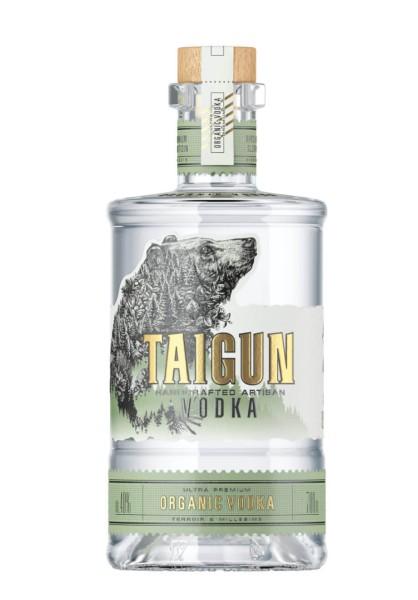 Taigun Handcrafted Organic Vodka 0,7 Liter