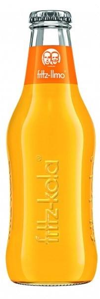 Fritz Limo Orange 0,2 l