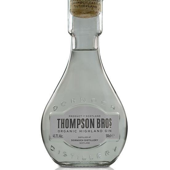 Thompson Bros. Organic Highland Gin 0,5l
