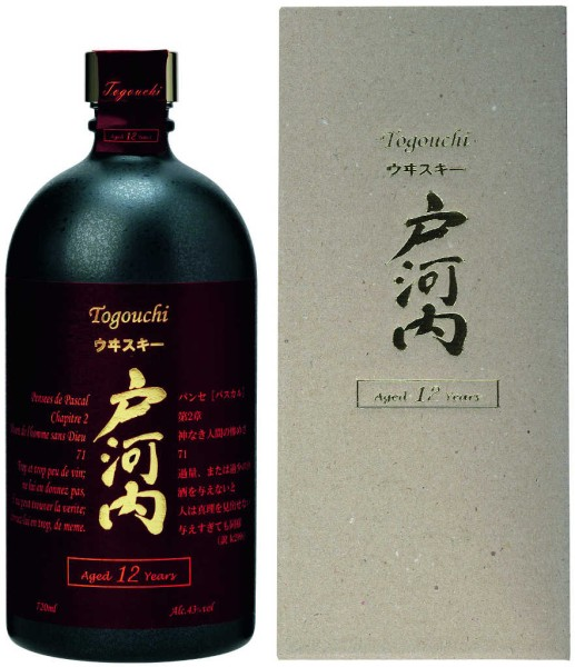 Togouchi 12 Years Old Japanischer Whisky