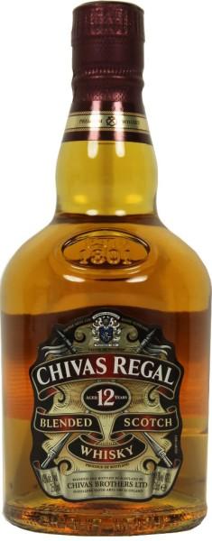 Chivas Regal Whisky 12 Jahre 0,35l