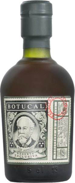 Ron Botucal Reserva Exclusiva 12 Jahre Mini 5cl