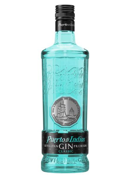 Puerto de Indias Gin Classic 0,7 Liter