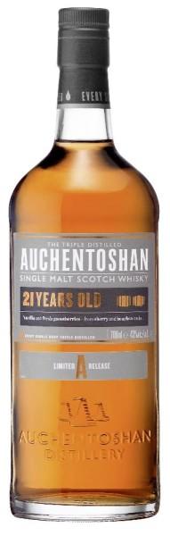 Auchentoshan Scotch 21 yrs