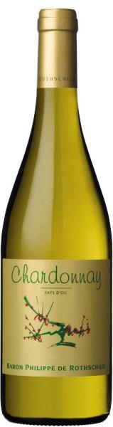 Rothschild Les Cepages Chardonnay I.G.P. Pays d'Oc 0,75 l