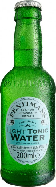 Fentimans Dry Tonic Water 0,2 l