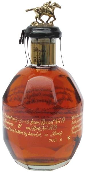 Blantons Bourbon Whiskey Gold Edition 0,7l