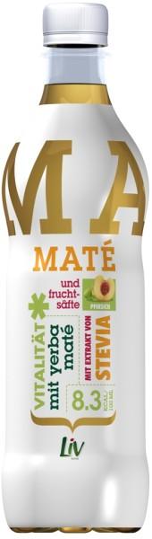Liv Mate Eistee Peach 0,5 l