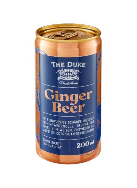 The Duke Ginger Beer Bio Dose 0,2 Liter
