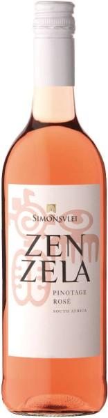 Simonsvlei Zenzela Pinotage Rose 0,75 l