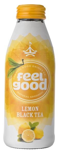 Feel Good Lemon Black Tea 0,375l