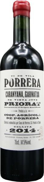 Cims de Porrera Vi de Vila Priorat 2014 D.O.Ca. Rotwein 0,75 l