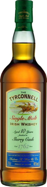 Tyrconnell Whiskey 10 Jahre Sherry Cask 0,7l