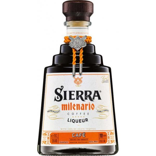 Sierra Tequila Milenario Cafe 0,7l