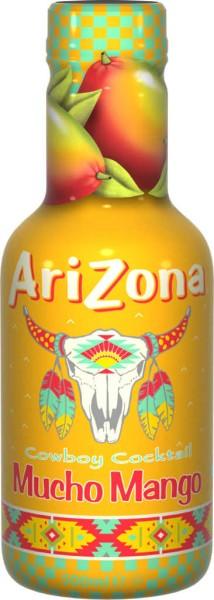 Arizona Mucho Mango Iced Tea 0,5l