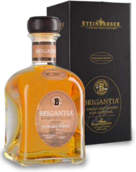 Brigantia Schwaben Whisky 0,7l