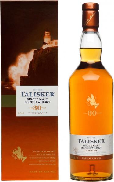 Talisker Skye Malt Whisky 30 Jahre