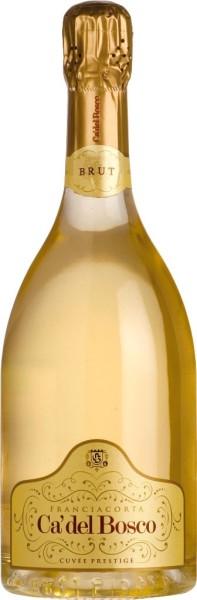 Ca' del Bosco Cuvée Prestige Franciacorta DOCG 0,75 Liter