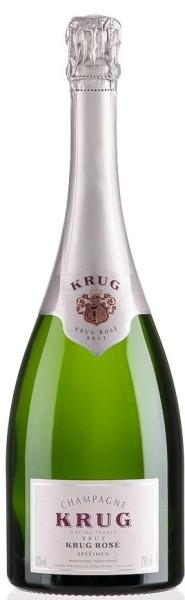 Krug Champagne Rose