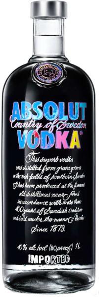 Absolut Vodka Warhol 1 l