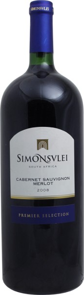 Simonsvlei Cabernet Sauvignon/Merlot MAgnum