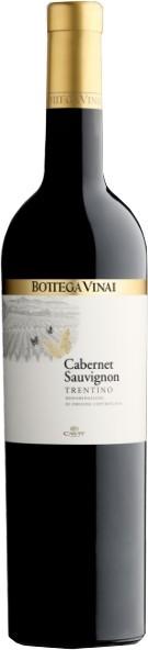 Cabernet Sauvignon Trentino DOC - Bottega Vinai