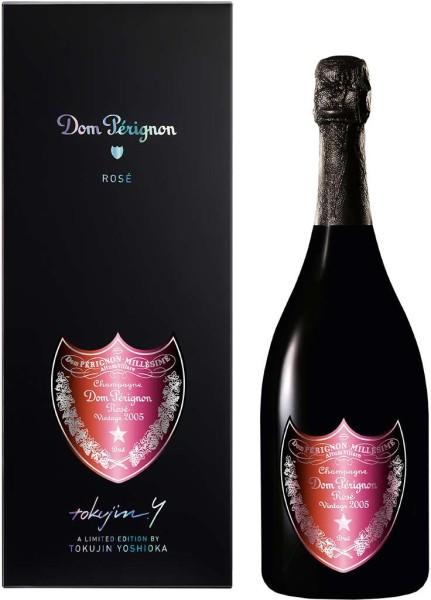 Dom Perignon Rose Champagner 2005 by Tokujin Yoshioka