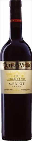 Merlot Trentino DOC - Bottega Vinai Jahrgang 2007/2008