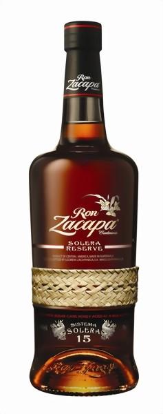 Ron Zacapa 15 yrs. 0,7 l