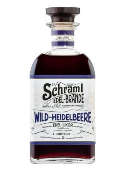 Schraml Wild-Heidelbeere Likör 0,5 Liter