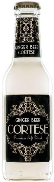 Cortese Premium Soft Drinks Ginger Beer 0,2l