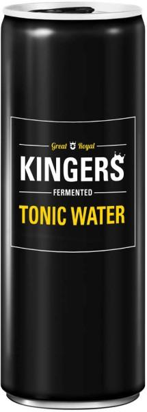 Kingers Tonic 0,25 Liter