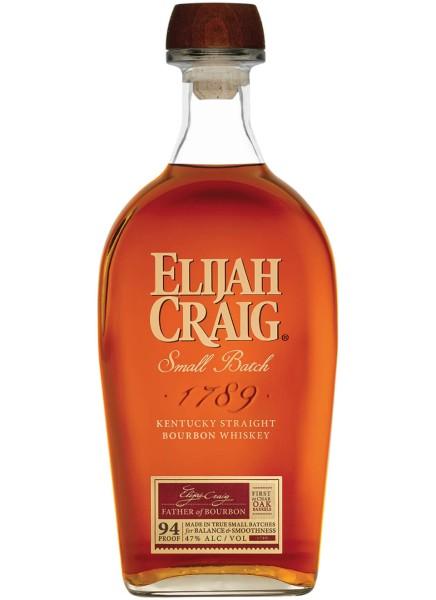 Elijah Craig Bourbon Whiskey 0,7l