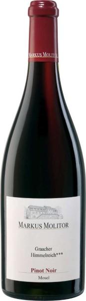 Markus Molitor Graacher Himmelreich Pinot Noir*** QbA trocken 2011 0,75 l
