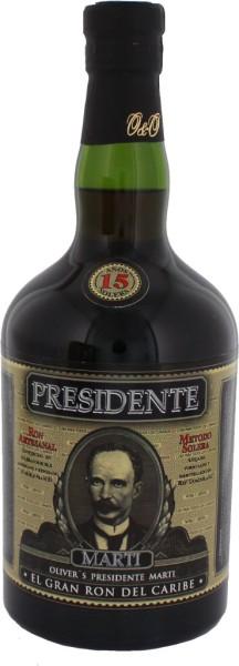 Presidente 15 Jahre