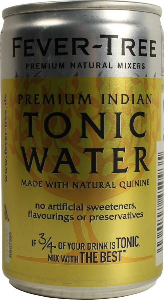 Fever Tree Tonic Water 0,15l Dose