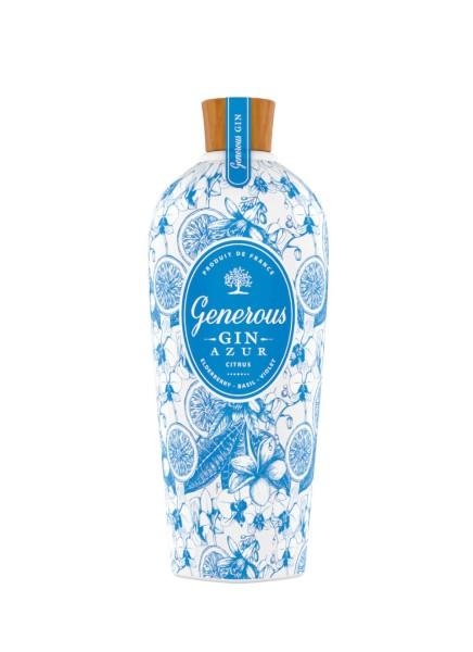 Generous Azur Gin 0,7 Liter
