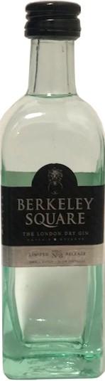 Berkeley Square Gin Mini 5cl