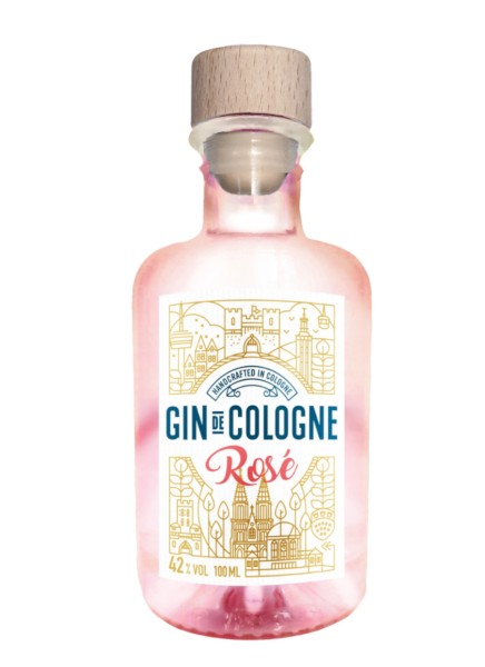 Gin de Cologne Rosé 0,1 Liter