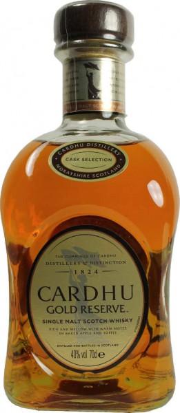 Cardhu Whisky Gold Reserve 0,7l