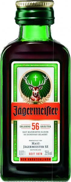 Jägermeister 2cl