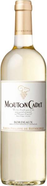 Rothschild Mouton Cadet Blanc Bordeaux AOC 0,75 l