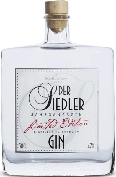 Siedler Gin 0,5l