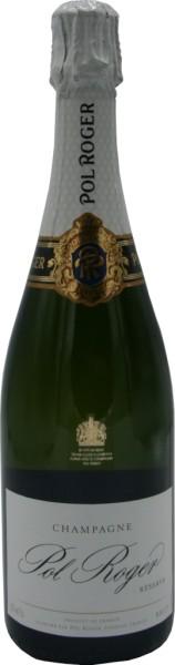 Pol Roger Champagner Brut Reserve 0,75l