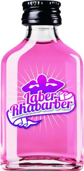 Laber Rhabarber Likör Mini 0,02l