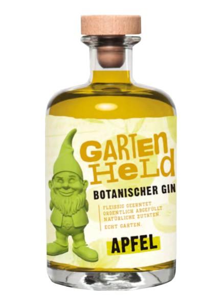 Gartenheld Apfel Botanischer Gin 0,5 Liter