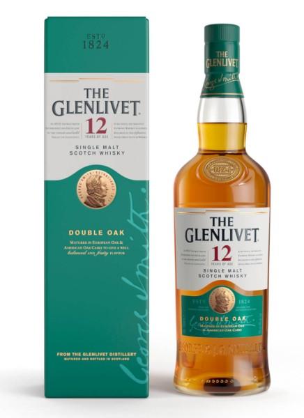 The Glenlivet Whisky 12 Jahre 0,7l