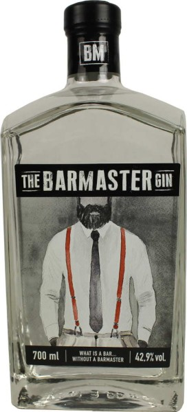 The Barmaster Gin 0,7 Liter