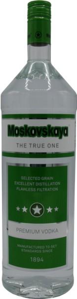 Moskovskaya Premium Vodka 3 Liter